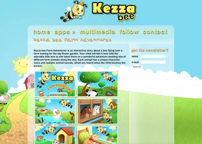 Kezza bee