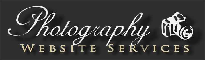 Photography Website Services